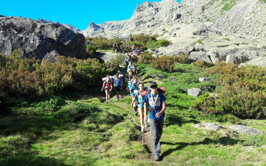 Campamento Hoyos del Espino 2019, Gredos