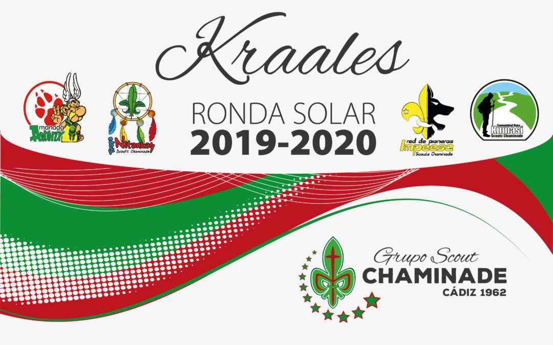 Kraales para la Ronda Solar 2019/2020